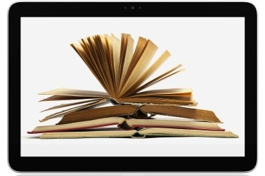 Interactive ebooks on iPad