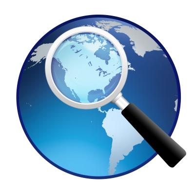 Mystery Skype map